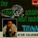 Henri Salvador - Der Löwe Schläft Heut' Nacht / Titina