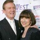 Wink Martindale with Wife