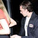 Nicola Peltz – Leaving Craig's in West Hollywood