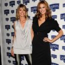 Celebrities Attend Larios Fashion Calendar Launch Party