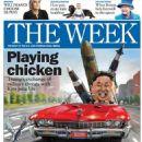 Kim Jong-un For The Week Magazine April 28, 2017 - 454 x 602