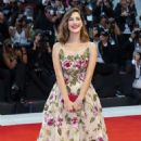 Clara Alonso – At Eternity's Gate Premiere – 2018 Venice Film Festival - 454 x 681