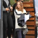 Natalie Portman – Out to lunch in Los Angeles