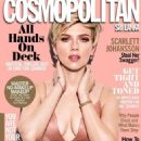 Scarlett Johansson - Cosmopolitan Magazine Cover [Sri Lanka] (July 2016)