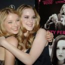 Evan Rachel Wood - With Elisabeth Harnois, Pretty Persuasion Premiere US 2 Aug 2005