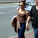 .Fiona Apple is spotted heading to her gig at the Citi Wang Theater on Saturday evening in Boston, MA - 390 x 594