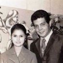 Fernando Poe Jr. and Hilda Koronel