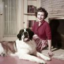 Betty White at Home 1957