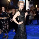 Alison Sudol on Red Carpet – 'Fantastic Beasts and Where To Find Them' Premiere in London - 454 x 682