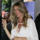 Gisele Bundchen- Launches Commemorative Book 20-Year Career