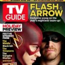 Grant Gustin - TV Guide Magazine Cover [United States] (24 November 2014)