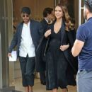 Jessica Alba is seen leaving the Edition hotel in New York (September 7, 2017)