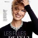 Eva Herzigova– Madame Figaro Magazine (December 2019)
