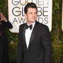 Orlando Bloom attends the 73rd Annual Golden Globe Awards held at the Beverly Hilton Hotel on January 10, 2016 in Beverly Hills, California - 427 x 600