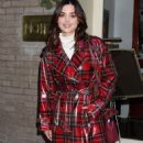 Jenna Coleman – Cosmo's 100 Most Powerful Women Luncheon in NYC December 12, 2017 - 454 x 851