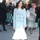 Miranda Cosgrove – Arrives at AOLBuild studios in New York City