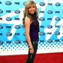 Jennette McCurdy - American Idol Season 8 Grand Finale Nokia Theatre