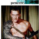Kirk Douglas - Arka Pencere Magazine Cover [Turkey] (11 December 2009)