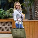 Gemma Merna – Arriving at a Yoga Class in Manchester - 454 x 695
