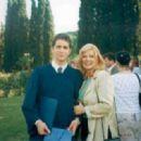 Beba Loncar and son Leo Radeljak - 454 x 319