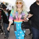 Kesha Sebert – Spotted at Lax Airport In Los Angeles - 454 x 723