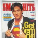 Dean Cain - Smash Hits Magazine Cover [United Kingdom] (2 February 1994)