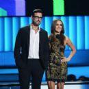 Catherine Siachoque and Miguel Varoni- 'Premios Tu Mundo' Awards 2015 - 454 x 302