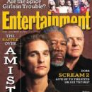 Matthew McConaughey - Entertainment Weekly Magazine [United States] (12 December 1997)