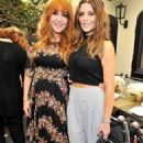 Ashley Greene Net A Porter Celebrates Charlotte Tilbury In Los Angeles
