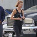 Lara Worthington – Leaving the gym in Los Angeles - 454 x 681