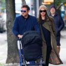 Bradley Cooper and Irina Shayk in New York City - 454 x 612