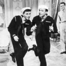 Gene with Frank Sinatra in Anchors Aweigh
