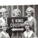 The Four King Cousins - 454 x 351