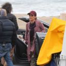 Rachel Bilson – Spotted on the set of Take Two in Malibu - 454 x 582