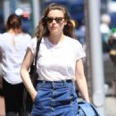 Gillian Jacobs Out and About in Beverly Hills 07/27/2016 - 454 x 626