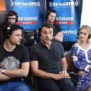 Actress Bella Heathcote attends SiriusXM's Entertainment Weekly Radio Channel Broadcasts From Comic-Con 2016 at Hard Rock Hotel San Diego on July 21, 2016 in San Diego, California - 454 x 323