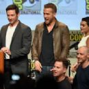 Ryan Reynolds- July 11, 2015-The 20th Century FOX Panel at Comic-Con International 2015 - 454 x 310