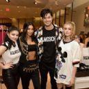Katherine McNamara – Moschino x H&M Los Angeles Launch Event in LA - 454 x 335