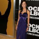 April Scott - Rocky Balboa Premiere