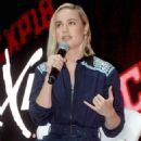 Brie Larson – Marvel Studios At Comic-con In Sao Paulo