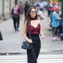Victoria Justice in Midtown, New York City, 10/17/ 2016