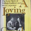 A Loving Gentleman: The Love Story of William Faulkner and Meta Carpenter - 248 x 365