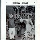 Show Boat Original 1946 Broadway Revivel Production Starring Buddy Ebsen - 410 x 584