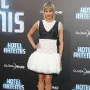 Sofia Boutella – 'Hotel Artemis' Premiere in Los Angeles - 454 x 613