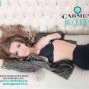 Carmen Becerra - Tvynovelas magazine Dicember 2013