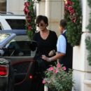 Kris Jenner is seen out and about in Los Angeles December 06, 2015 - 408 x 600