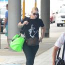 Iggy Azalea at airport in Sydney - 454 x 636