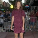 Katie Holmes – 'The Tick' Premiere in NYC