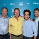 Harrison Ford-August 15, 2015-'Worlds, Galaxies, And Universes: Live Action At The Walt Disney Studios Presentation At Disney's D23 EXPO 2015 - 454 x 309