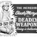 Chesty Morgan In Deadly Weapons